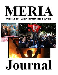 MERIA Journal