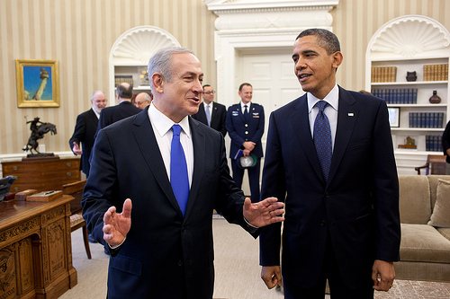 President Obama and PM Netanyahu (Official White House Photo by Pete Souza)