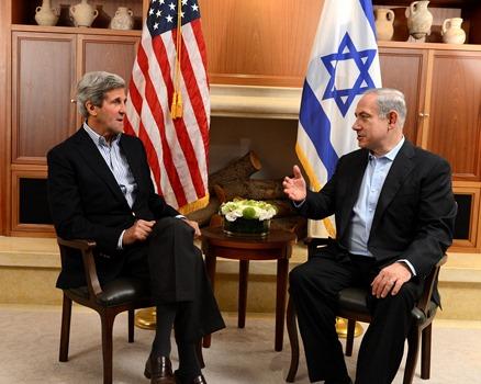 Secretary Kerry Meets With Israeli Prime Minister Netanyahu (June 27, 2013).